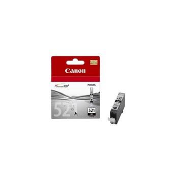Tusz  Canon  CLI521BK do iP-3600/4600,  MP-540/620/630/980 | 9ml | black