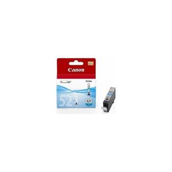 Tusz  Canon  CLI521C  do   iP3600/4600, MP-540/620/630/980 | 9ml | cyan