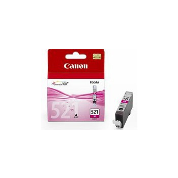 Tusz Canon  CLI521M  do iP-3600/4600, MP-540/620/630/980 | 9ml | magenta