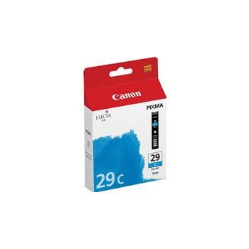 Tusz  Canon PGI29C  do Pixma PRO-1 |   cyan