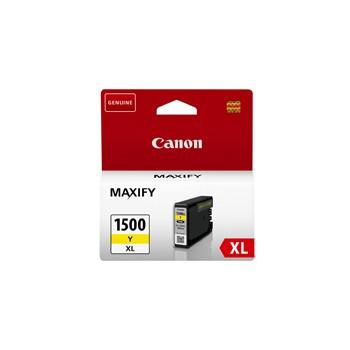 Tusz   Canon  PGI1500XLY do  MB-2050/2350 | 12ml |  yellow
