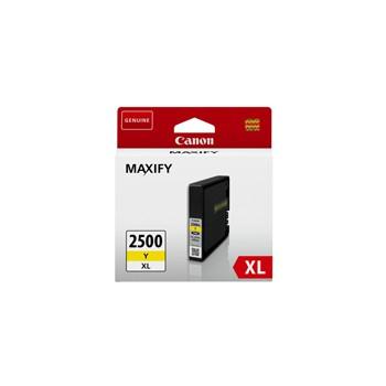 Tusz Canon  PGI2500XLY do MB-5050/5350 | 19.3ml |   yellow