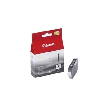 Tusz Canon CLI8BK do P-4200/4300/5200/5300/6600, MP-500/600/800 | 13ml | black
