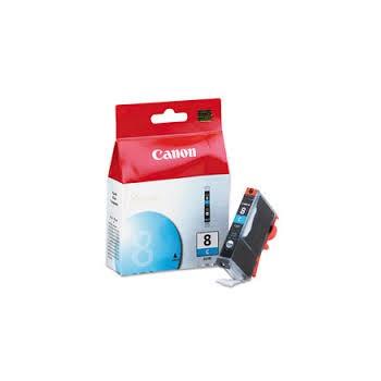Tusz Canon  CLI8C do  iP-4200/4300/5200/5300/6600, MP-500/600/800 | 13ml | cyan