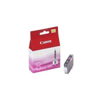 Tusz Canon CLI8M do iP-4200/4300/5200/5300/6600, MP-500/600/800| 13ml | magenta