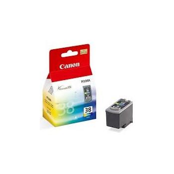 Tusz  Canon  CL38  do P-1800/2500, MP-140/210 | 9 ml |   CMY