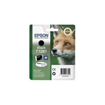 Tusz Epson T1281 do  Stylus S22, SX-125/130/230/235W/420W   5,9ml   black