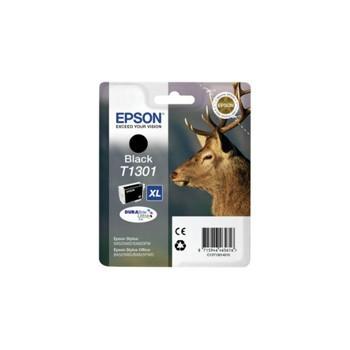 Tusz Epson T1301 do  Stylus  BX-525WD/535WD, SX620FW | 25,4ml | black