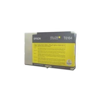 Tusz Epson T6164  do B-300/310N/500DN/510DN | 53ml |   yellow
