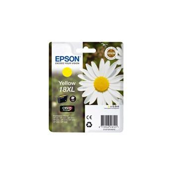 Tusz Epson T1814  do XP-102/202/302/305/402/405 | 6,6ml |   yellow