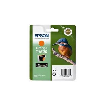 Tusz  Epson  T1599  do Stylus Photo R2000 | 17ml |    orange