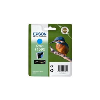 Tusz  Epson  T1592  do  Stylus Photo R2000 | 17ml |  cyan