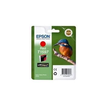 Tusz  Epson  T1597  do  Stylus Photo R2000  | 17ml  |  red