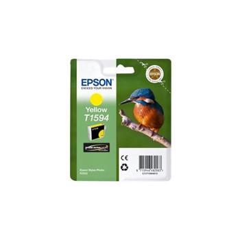 Tusz  Epson T1594  do Stylus Photo R2000 | 17ml |  yellow