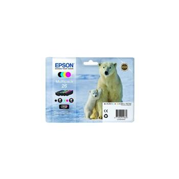 Zestaw  tuszy  Epson T2616  do XP-600/700/800 | 19,7ml |   CMYK