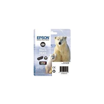 Tusz Epson  T2631 do  XP-600/700/800 | 8,7ml |  photo black