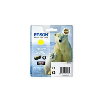 Tusz Epson  T2634  do  XP-600/700/800 | 9,7ml |   yellow