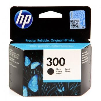 Tusz HP 300 do Deskjet D1660/2560/2660/5560, F2480/4280 | 200 str. | black