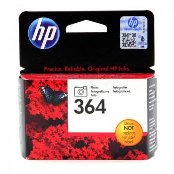 Tusz HP 364 Vivera do Photosmart 7510, C5380/6380   130 str.   photo black