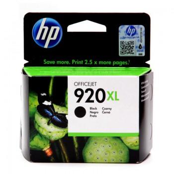 Tusz HP 920XL do Officejet 6000/6500/7000/7500 | 1 200 str. | black