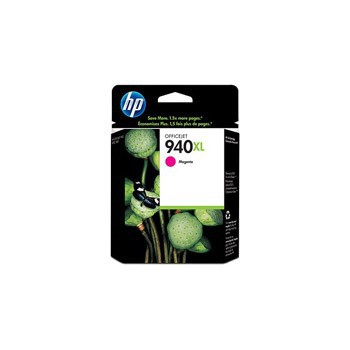 Tusz HP 940XL do Officejet Pro 8000/8500 | 1 400 str. | magenta
