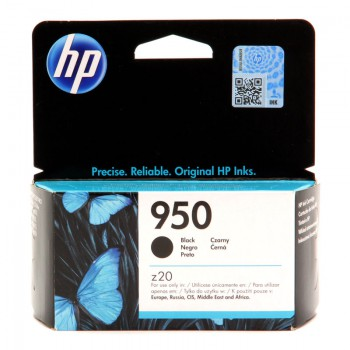 Tusz HP 950 do Officejet Pro 8100/8600/8610/8620 | 1 000 str. | black