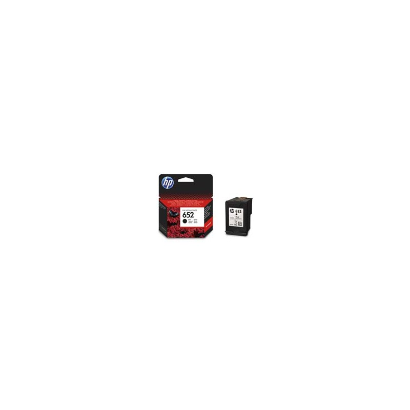 Tusz HP 652 do Deskjet 1115/3835/4535/2135/3635/4675 | 360 str. | black