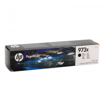 Tusz HP 973X do PageWide Pro 452DW/DWT, 477DW/DWT | 10 000 str. | black