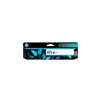 Tusz HP 971 do Officejet Pro X451DW/476DW/551DW | 2 500 str. | magenta