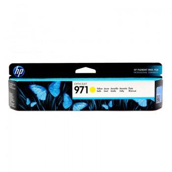 Tusz HP 971 do Officejet Pro X451DW/476DW/551DW | 2 500 str. | yellow