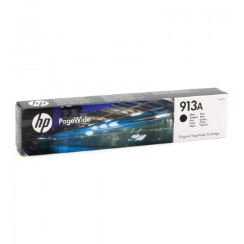 Tusz HP 913A do PageWide Pro 452DW/DWT, 477DW/DWT | 3 500 str. | black