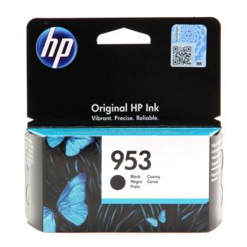 Tusz HP 953 do OfficeJet Pro 8210/8710/8715/8720/8725 | 1 000 str. | black