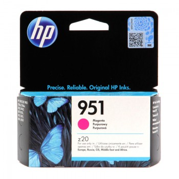 Tusz HP 951 do Officejet Pro 8100/8600 | 700 str. | magenta