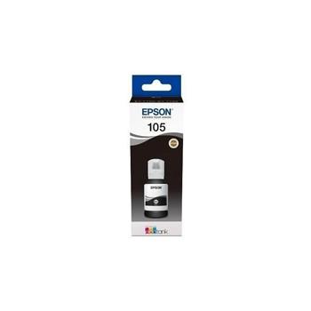 Tusz Epson 105 EcoTank do L7160/L7180 | 140 ml | black