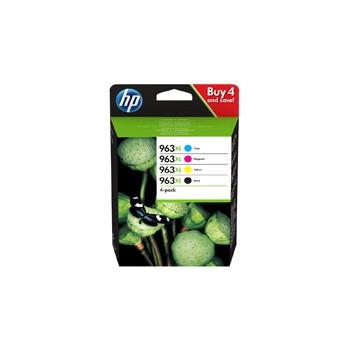 Zestaw tuszy HP 963XL C/M/Y/K
