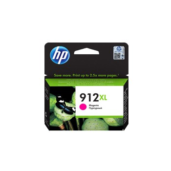 Tusz HP 912XL do OfficeJet Pro 801*/802* | 825 str. | Magenta