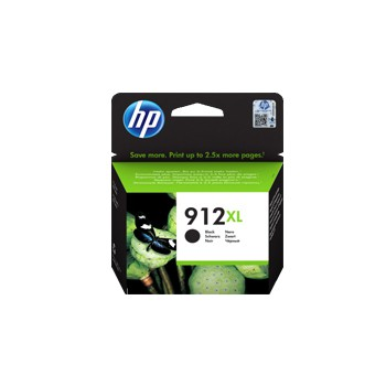 Tusz HP 912XL do OfficeJet Pro 801*/802* | 825 str. | Black