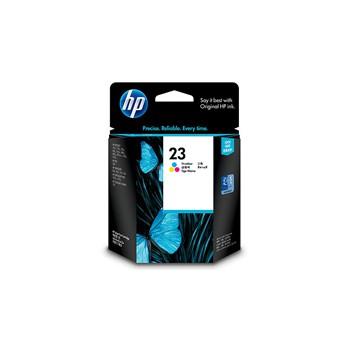Tusz HP 23 do Deskjet 815/1125, PSC 500, R45/65 | 620 str. | CMY