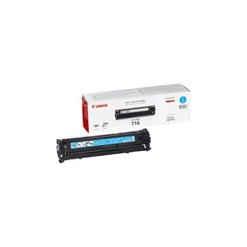 Toner Canon  CRG716C  do  LBP-5050, MF-8030/8050 | 1 500 str. | cyan