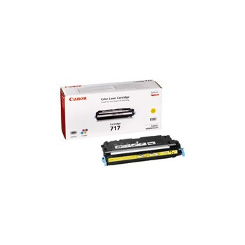 Toner Canon  CRG717Y do MF-8450 | 4 000 str. |   yellow