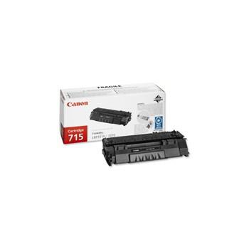 Toner Canon  CRG715  do  LBP-3310/3370   | 3 000 str. |   black
