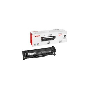 Toner Canon  CRG718BK do  LBP-7200/7210/7660/7680 | 3 400 str. | black