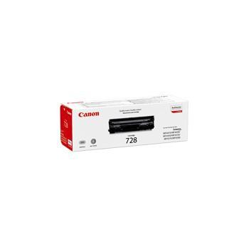 Toner Canon  CRG728  do MF-4410/4430/4450 | 2 100 str.  black
