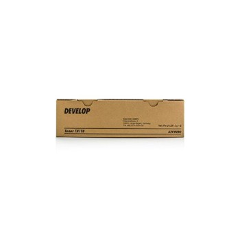Toner Develop TN-118  do Ineo 215 | 2 x 12 000str. | black
