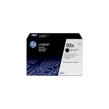 Toner HP 05X do LaserJet P2055 | 6 500 str. | black