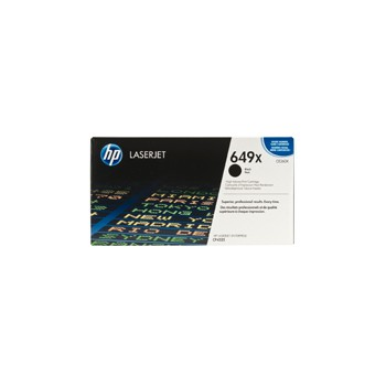 Toner HP 649X do LaserJet CP4525 | 17 000 str. | black
