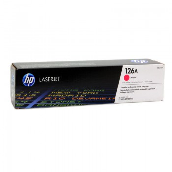 Toner HP 126A do Color LaserJet Pro CP1025, M175/275 | 1 000 str. | magenta