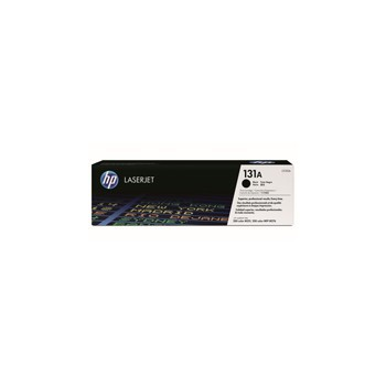Toner HP 131A do Color LaserJet M251/M276 | 1 520 str. | black