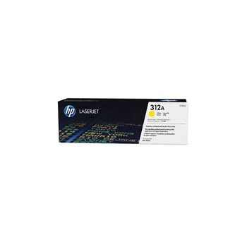 Toner HP 312A do Color Laser Pro M476 | 2 700 str. | yellow