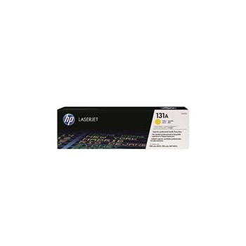 Toner HP 131A do Color LaserJet M251/M276 | 1 800 str. | yellow